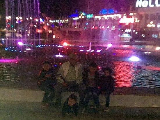 Musical Fountain Sharm el-Sheikh : من قلب النافورة