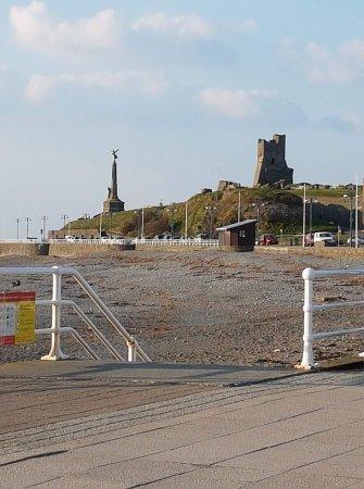 Aberystwyth, UK: Lovely sunny day