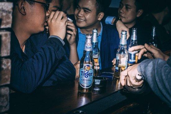 Vinh, Vietnam: More beer