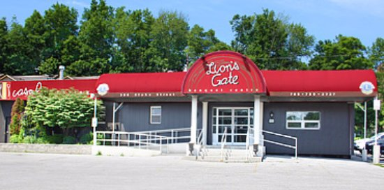 Barrie, Canada: Lions Gate