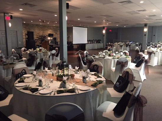 Barrie, Canada: Gala Event