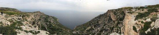 Dingli, Malta: Stupendous views