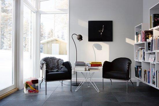 Overtornea, Швеция: Sitting room