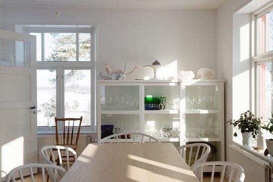 Overtornea, Швеция: Dining room