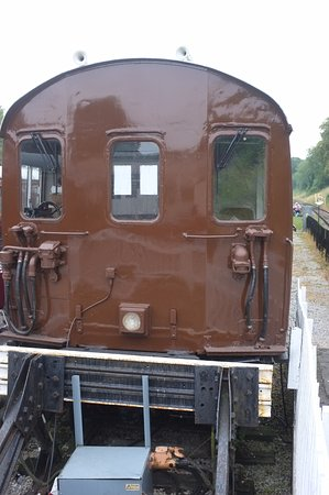 Wirksworth, UK: Ecclesbourne Valley Railway