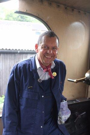 Ecclesbourne Valley Railway Dave Williams