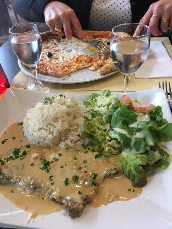 Bobigny, Frankrig: Escalope