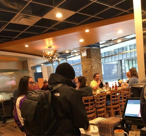 Photo of American Restaurant Yolk at 355 E Ohio St, Chicago, IL 60611, United States