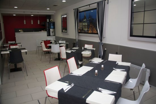 Interior - Picture of Hotel Gran Via, Burgas - Tripadvisor