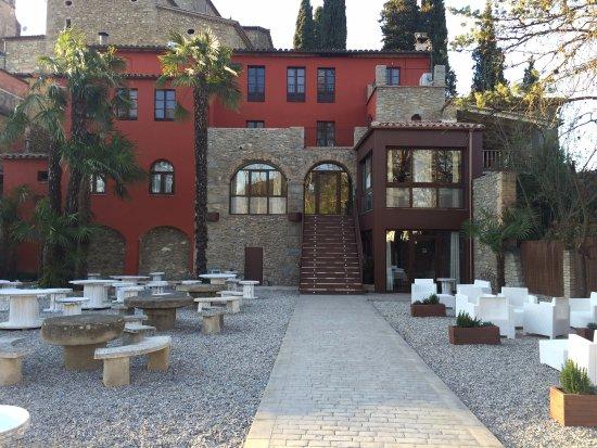 Mieres, España: Restaurant La Garrotxa