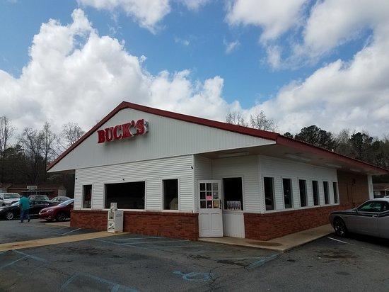 Alexander City, AL: Buck's Dairy Quik