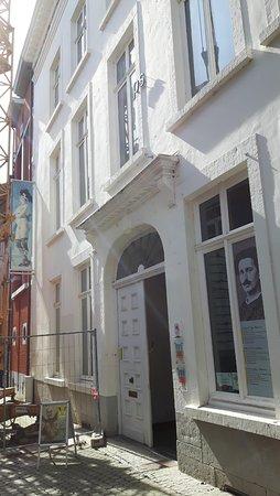 Musée Félicien Rops. Province de Namur : Rops
