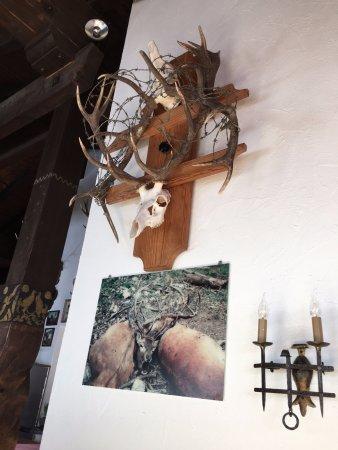 Hotel Roseg Gletscher : Self-service restaurant