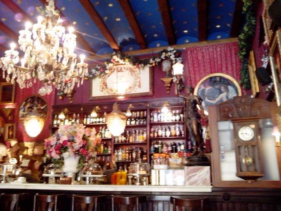 Barra Del Cafe De Las Horas Valencia Picture Of Cafe De Las Horas