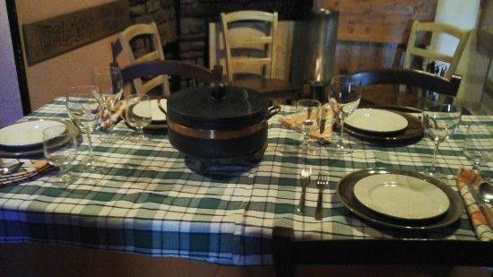 osterija dei tratturi la naturale cucina in pietra ollare e terracotta per esaltare i sapori