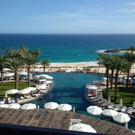 Hilton Los Cabos Beach & Golf Resort: view from the room again