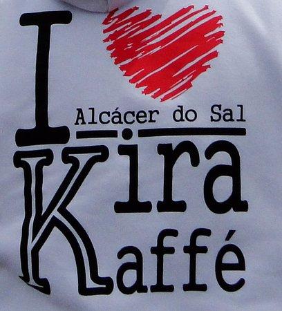 Alcacer do Sal, Portugal: I love Kira Kaffe.