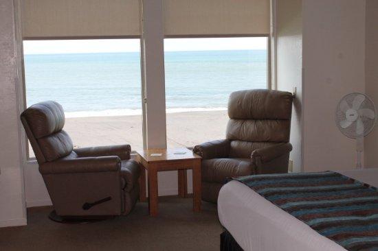 Gualala, Калифорния: All rooms have ocean views!