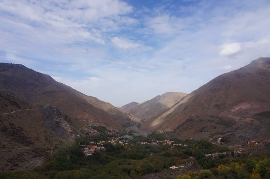 Trekking Morocco Mountains: Atlas Mountains
