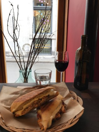 Photo of French Restaurant Olive & Gourmando at 351 Saint-paul West, Montreal H2Y 2A7, Canada
