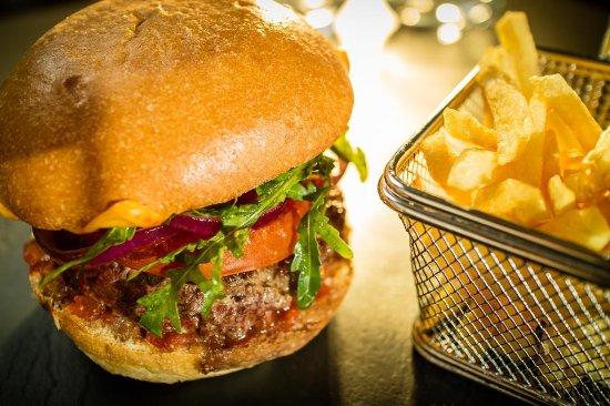 Le Resto : Le Burger Charolais