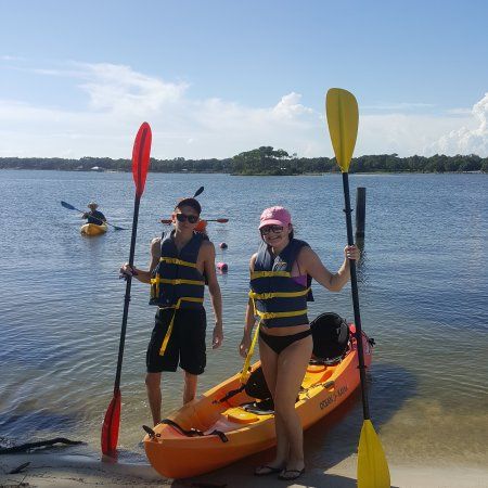 Perdido Key, FL: Little Heads Kayak Rentals