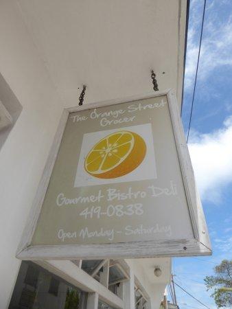 Speightstown, Barbados: Orange Street Grocer