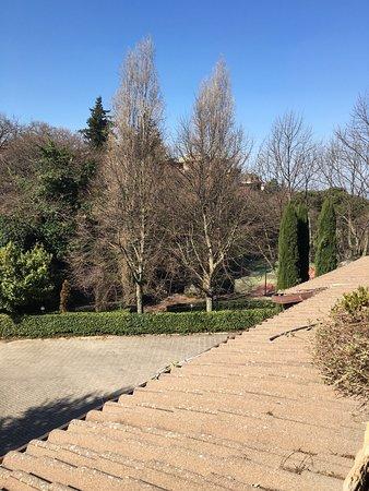 San Martino al Cimino, Italia: Balletti Park Hotel