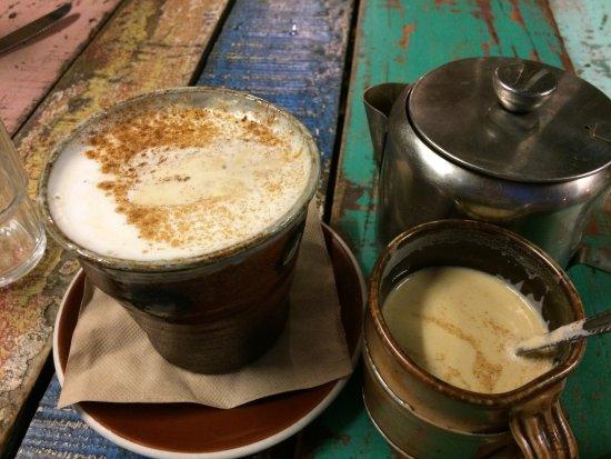 Devonport, Nowa Zelandia: Best Chai Tea in New Zealand-special barista!