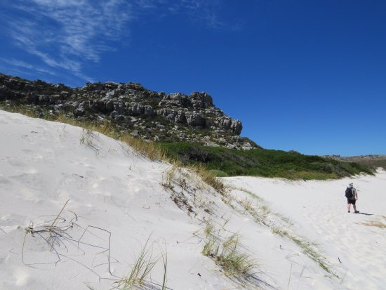 Cape Peninsula National Park, Afrika Selatan: Thomas T Tucker Shipwreck Trail