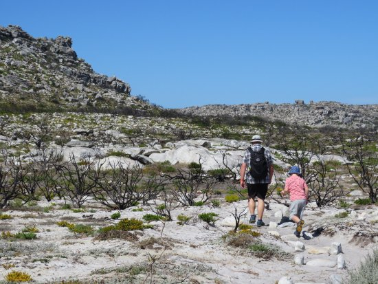 Cape Peninsula National Park, Sydafrika: Thomas T Tucker Shipwreck Trail