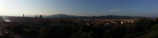Piazzale Michelangelo: Vista panorámica
