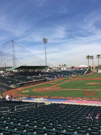 Goodyear, AZ: Side view