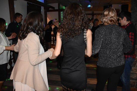 Sainte-Therese, Canadá: danse roumain