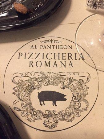 Antica Salumeria: Al Pantheon Pizzicheria Romana