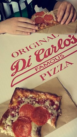 ‪‪Hilliard‬, ‪Ohio‬: Dicarlos Pizza‬