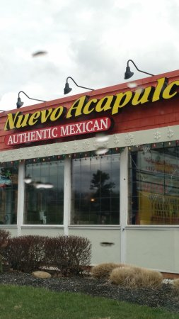 Nuevo acapulco mexican restaurant 5686 dressler rd nw for Table 6 north canton oh