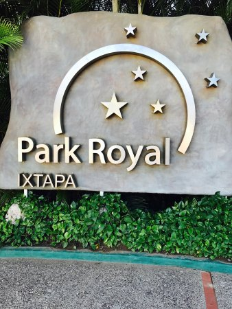 Park Royal Ixtapa: Great view!