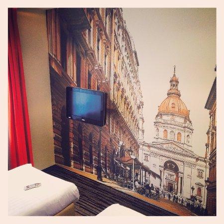 Hotel President: Стандартный двухместный номер
