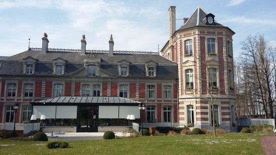 Le Chateau de Beaulieu