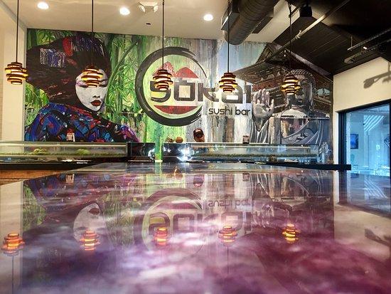 Sokai Restaurant Review