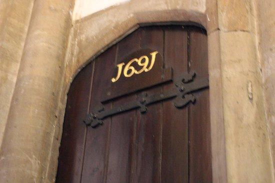 Dorchester, UK: Inside St. Peter's