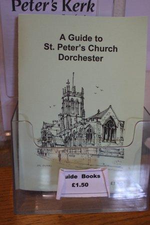Dorchester, UK: St. Peter's