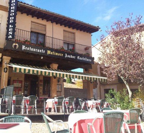 Terraza De Verano Picture Of Matimore Restaurante Asador