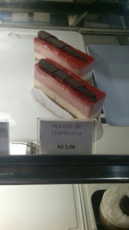 State of Sao Paulo: Mousse de Framboesa