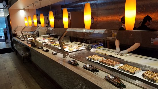 Concord, CA: The best sushi bar in the East Bay
