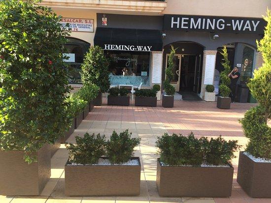 imagen Bistro Heming-way en Los Alcázares