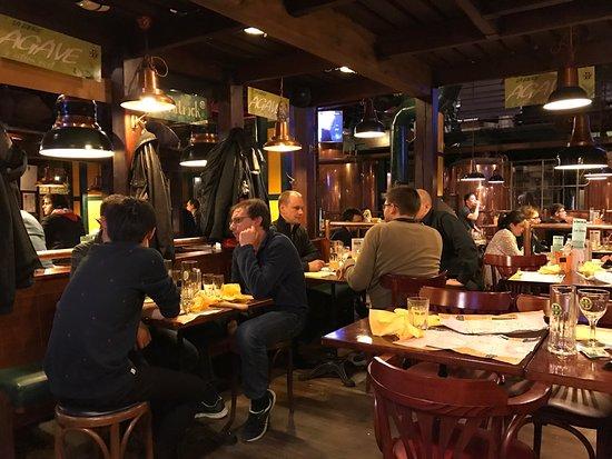 La Brasserie Lausanne Place De Riponne Restaurant Reviews