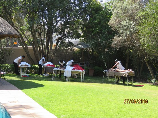 Bellgrove Guest House: weekend spa...