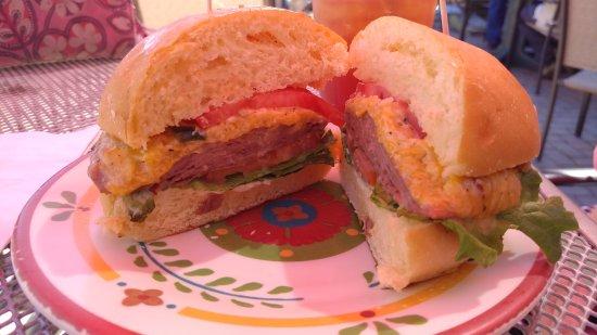 McKinney, TX: Nice sandwich